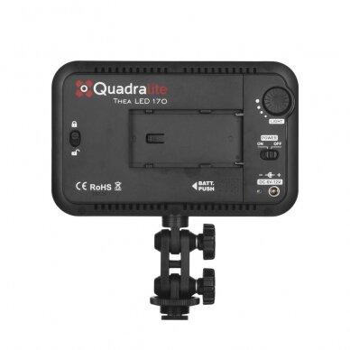 Quadralite Thea 170 LED šviestuvas 5