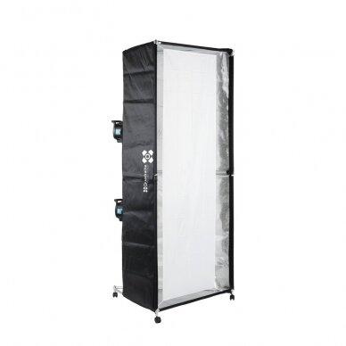Quadralite column softbox 120x200