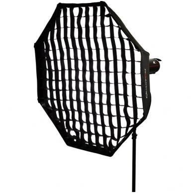 Quadralite Grid Octabox 80cm