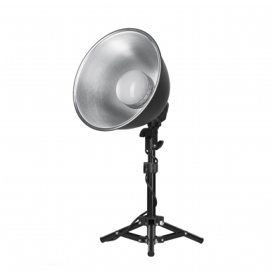 Quantuum LH-30 LED  šviesdėžė su 2 lempomis 5500K 5