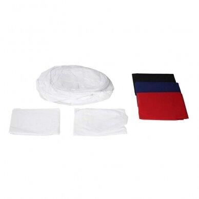Quadralite light tent 120x120x120 cm 3