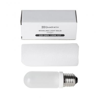 Quadralite modeliuojanti lempa 150W E27