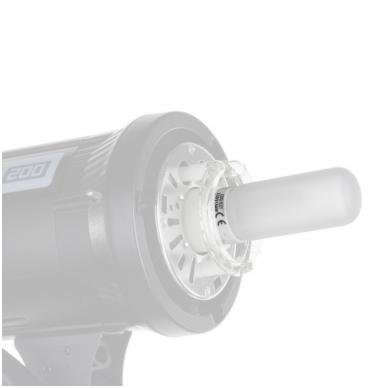 Quadralite modeliuojanti lempa 150W E27 2