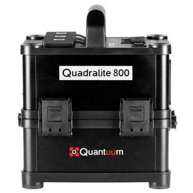 Quantuum Quadralite 800 PowerPack 3