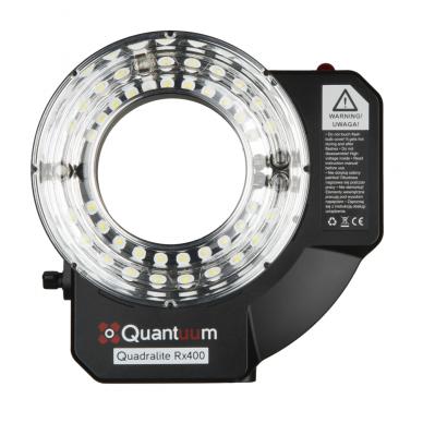 Quantuum Quadralite Rx400 Ringflash 5