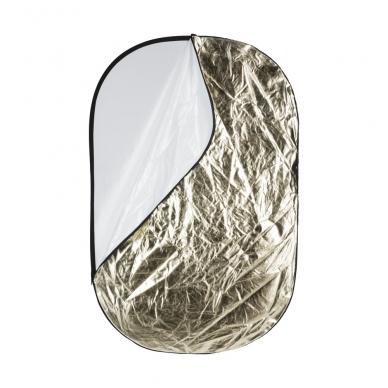 Quadralite 5in1 90x120cm reflektorius