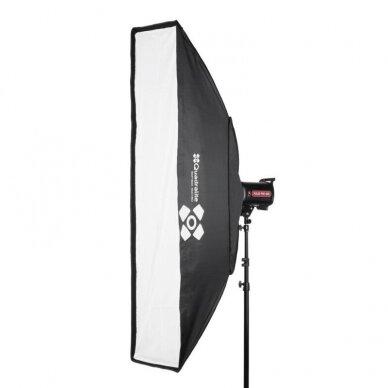 Quadralite Softbox 40x180cm