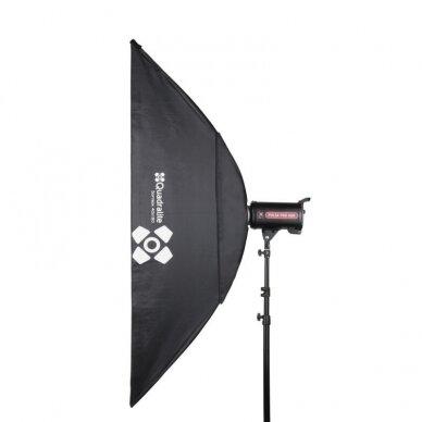 Quadralite Softbox 40x180cm 2