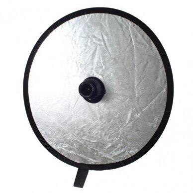 Reflektorius 2in1 30cm 3
