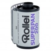 Rollei Superpan 200/36