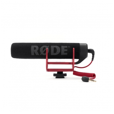 Rode VideoMic Go 3