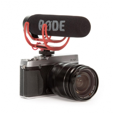 Rode VideoMic Go 4