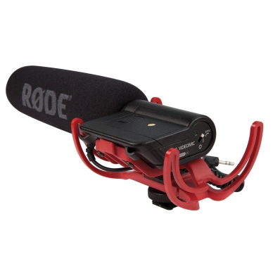 Rode VideoMic Rycote 2