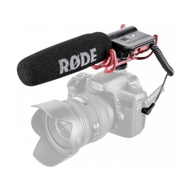 Rode VideoMic Rycote 3