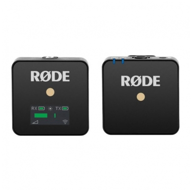 Rode Wireless Go 3