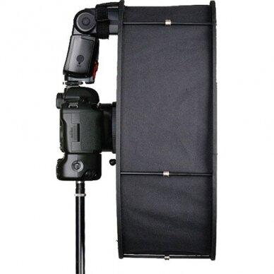 Roundflash Magnetic Black Softbox 4