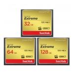 SanDisk CompactFlash Extreme CF 120MB/s