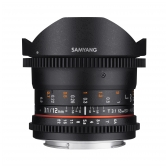 Samyang 12mm VDSLR T3.1 ED AS NCS Fish-eye