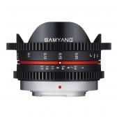 Samyang 7.5mm T3.8 Cine UMC Fisheye