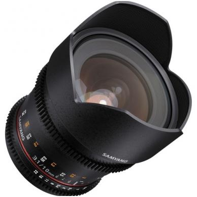 Samyang 10mm T3.1 VDSLR 3