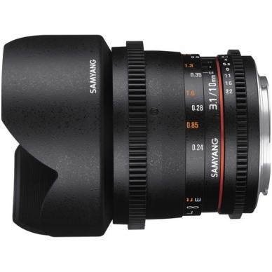 Samyang 10mm T3.1 VDSLR 4