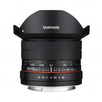 Samyang 12mm f2.8 ED AS NCS Fish-eye