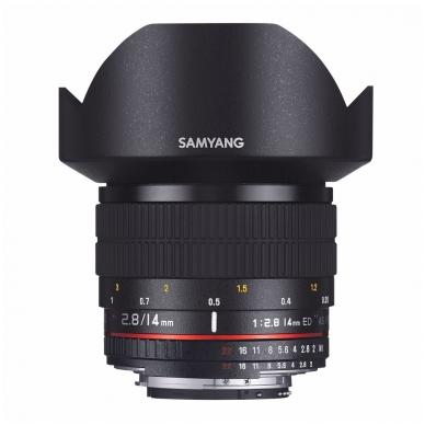 Samyang 14mm f/2.8 IF ED UMC Aspherical