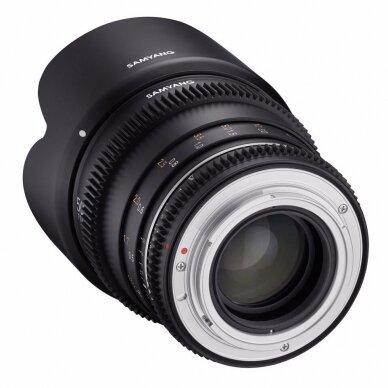 Samyang 50mm T1.5 VDSLR MK2 3