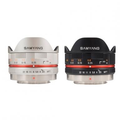 Samyang 7.5mm f/3.5 UMC Fish-eye