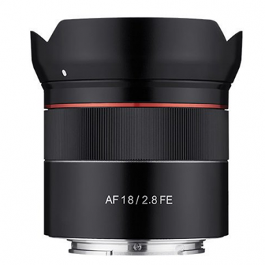 Samyang AF 18mm f2.8 FE 2