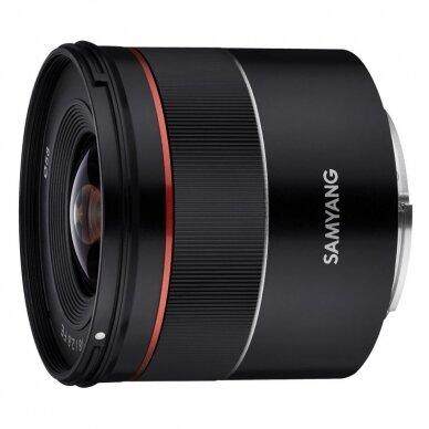 Samyang AF 18mm f2.8 FE 3