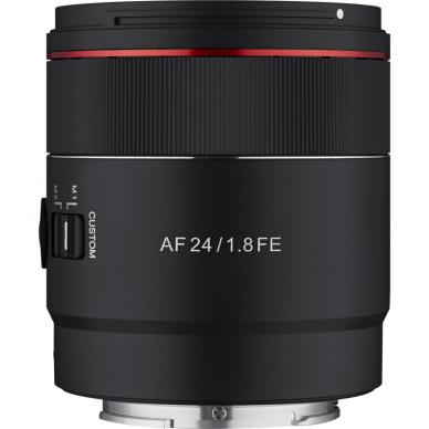 Samyang AF 24mm f1.8 4