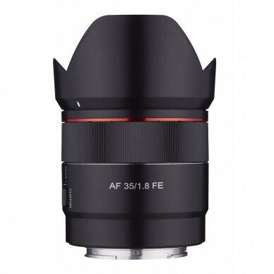 Samyang AF 35mm f1.8 Sony FE 2