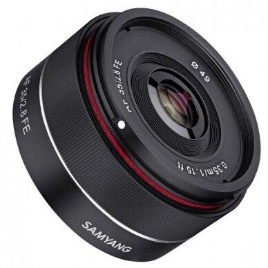 Samyang AF 35mm f2.8 SONY FE 3