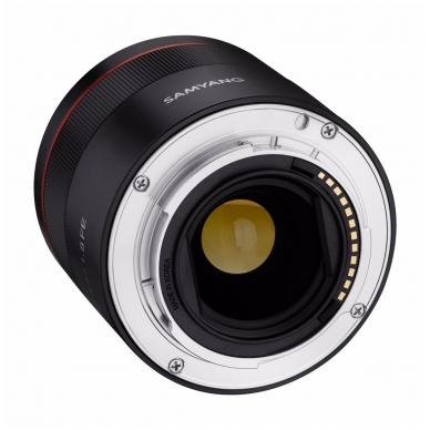 Samyang AF 45mm f1.8   Sony FE 4