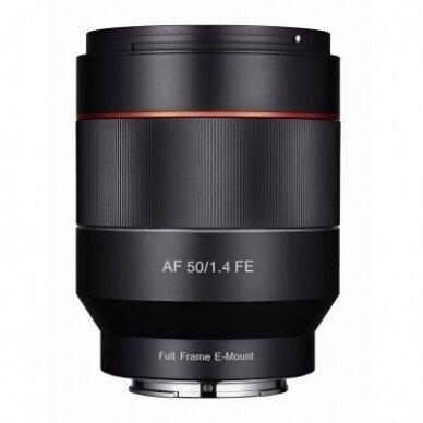 Samyang AF 50mm f1.4 SONY FE 2