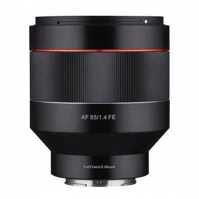 Samyang AF 85mm f1.4 | Sony FE 3