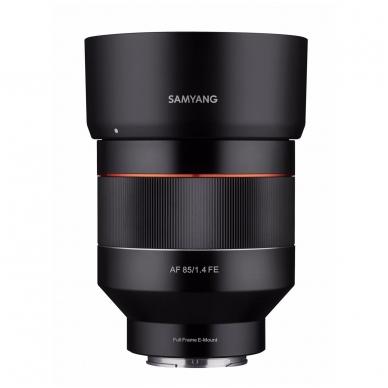 Samyang AF 85mm f1.4 | Sony FE 4