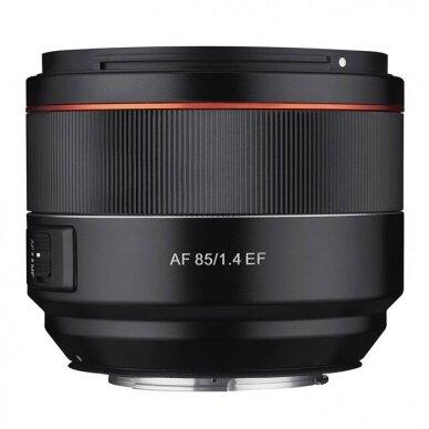 Samyang AF 85mm f1.4 EF 2