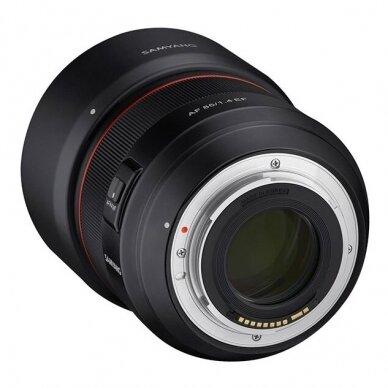 Samyang AF 85mm f1.4 EF 5