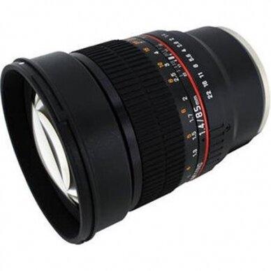 Samyang MF 85mm f1.4 AS IF UMC