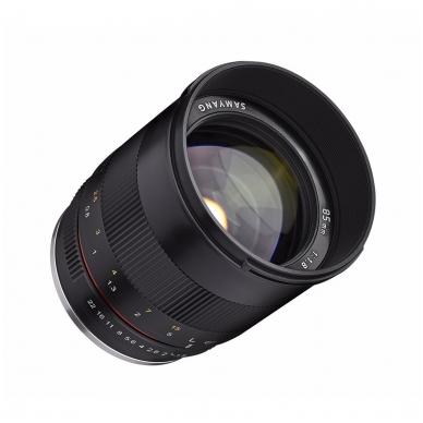 Samyang MF 85mm f1.8 ED UMC CS