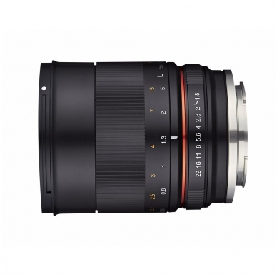 Samyang MF 85mm f1.8 ED UMC CS 4