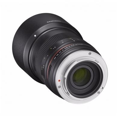 Samyang MF 85mm f1.8 ED UMC CS 6