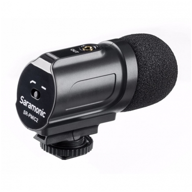 Saramonic SR-PMIC2 Stereo Condenser 3