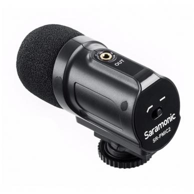 Saramonic SR-PMIC2 Stereo Condenser 2