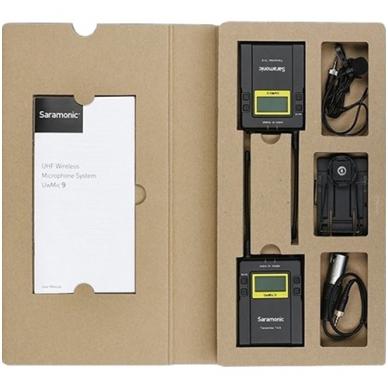 Saramonic UwMic9 Kit 3
