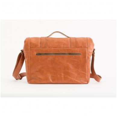 Zuka Straps Messenger Leather Camera Bag 6