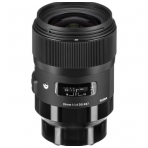 Sigma 35mm f1.4 DG HSM Art | Sony E