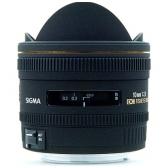 Sigma 10mm F2.8 EX DC Fisheye HSM